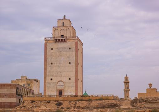 The old lighthouse, Cyrenaica, Benghazi, Libya