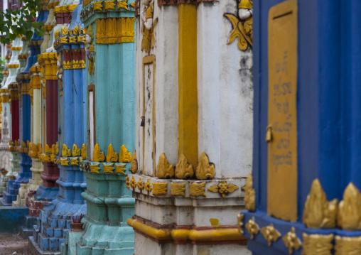 Wat tham fai, Pakse, Laos