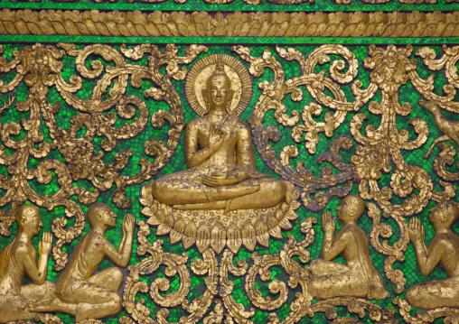 Temple vat xieng thong, Luang prabang, Laos