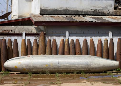American bombs, Phonsavan, Laos