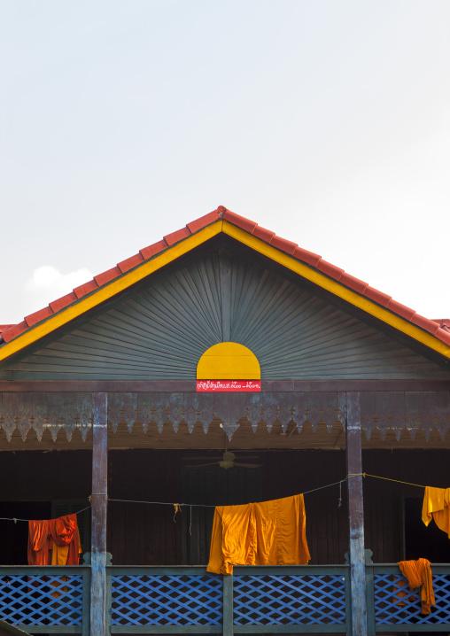Monastery, Savannakhet, Laos