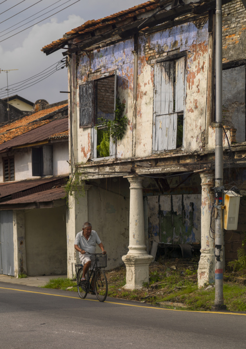 Old Colonial Building, Malacca, Malaysia