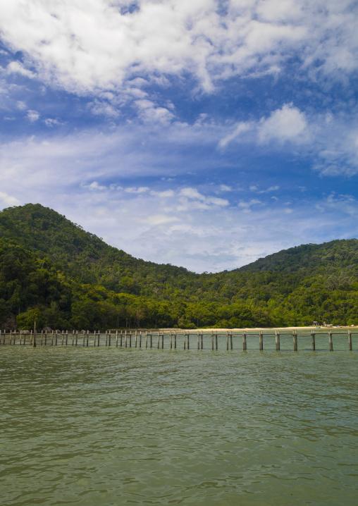 Jetty, Langkawi, Malaysia