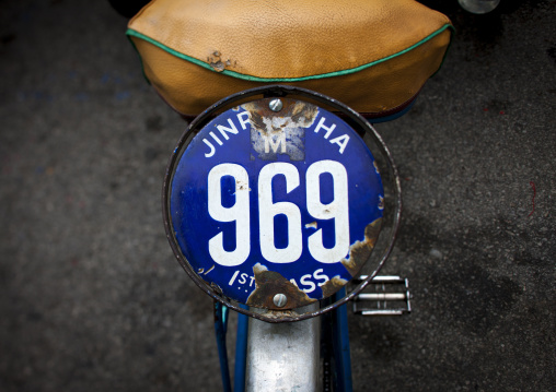 Trishaw, George Town, Penang, Malaysia