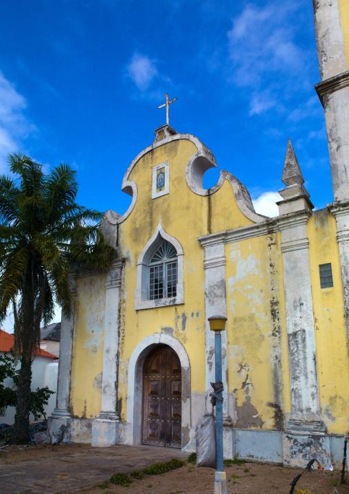 The Cathedral Of Nossa Senhora De Conceicao, Inhambane, Mozambique