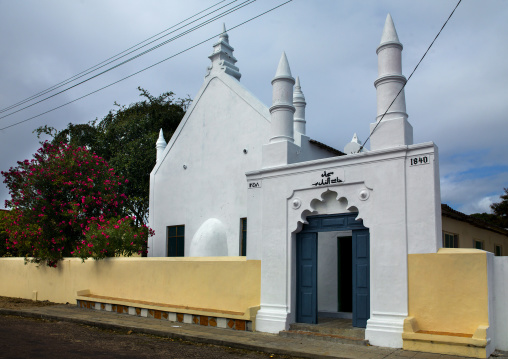 The Old Mosque, Inhambane, Mozambique