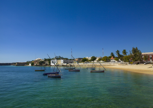 Main Harbour, Island Of Mozambique, Mozambique