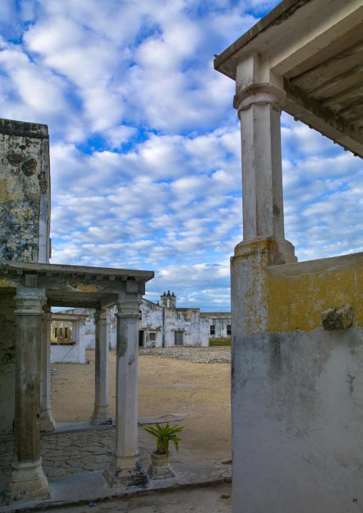 Fortress Of Sao Sebastao, Island Of Mozambique, Nampula Province, Mozambique