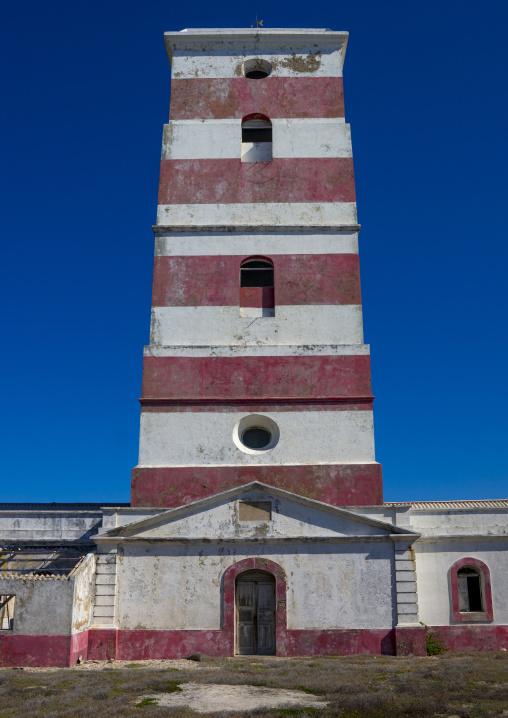 Lighthouse, Ilha De Goa, Nampula Province, Mozambique