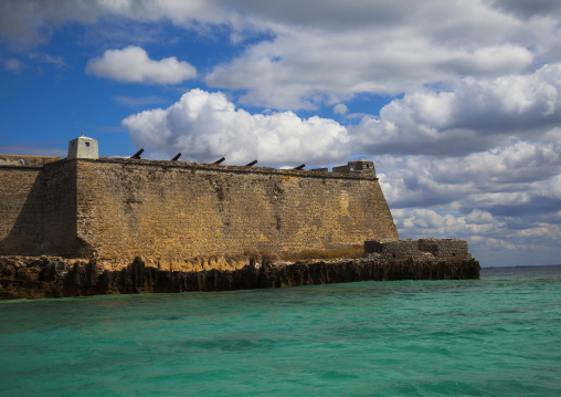 Fortress Of Sao Sebastao, Island Of Mozambique, Mozambique