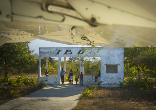 The Airport, Ibo Island, Mozambique