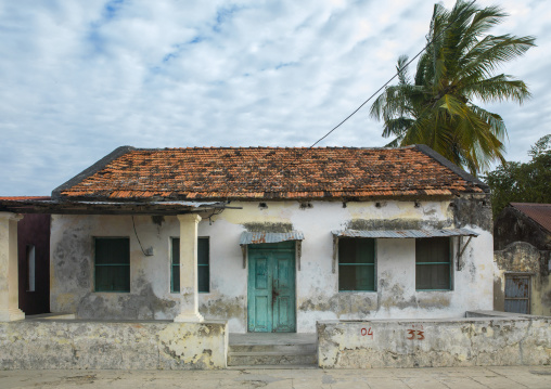 Old Portuguese Colonial Building, Ibo Island, Mozambique