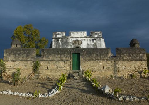 Fortim De Santo Antonio, Ibo Island, Mozambique
