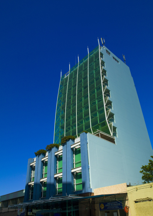 Skyscraper, Maputo, Maputo City, Mozambique
