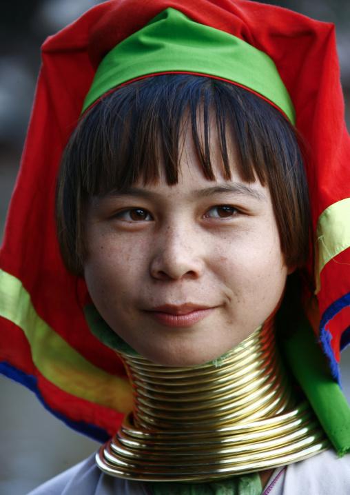 Long Neck Woman, Inle Lake, Myanmar