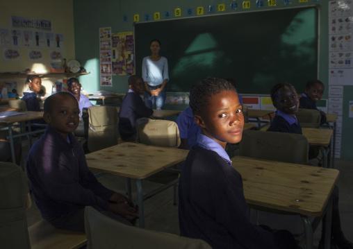 Africat Foundation School, Okonjima, Namibia