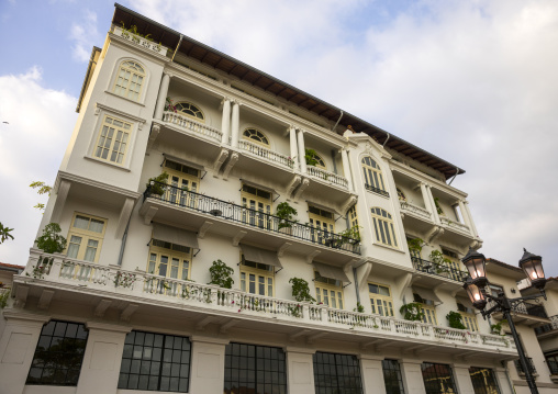 Panama, Province Of Panama, Panama City, American Trade Hotel In Casco Viejo