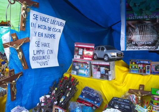 Offerings Sold At Qoyllur Riti Festival, Ocongate Cuzco, Peru