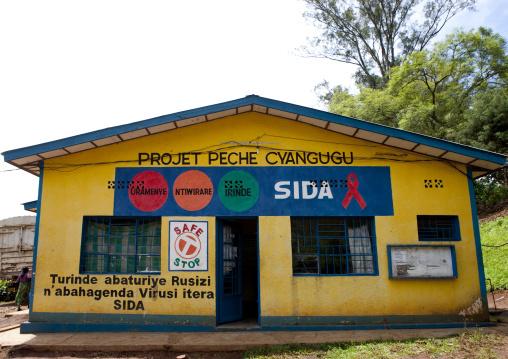 Dry fishes in rusizi - rwanda