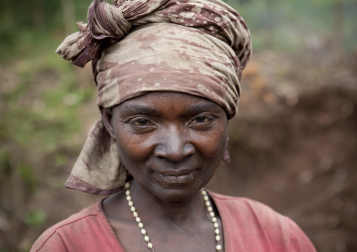 Woman from cyamudongo area - rwanda