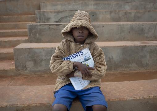 Kid in kigali - rwanda