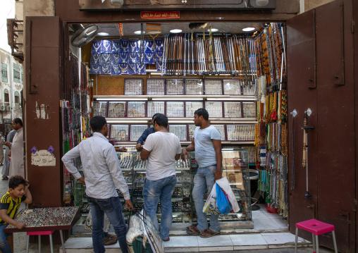 Jewelry shop, Mecca province, Jeddah, Saudi Arabia