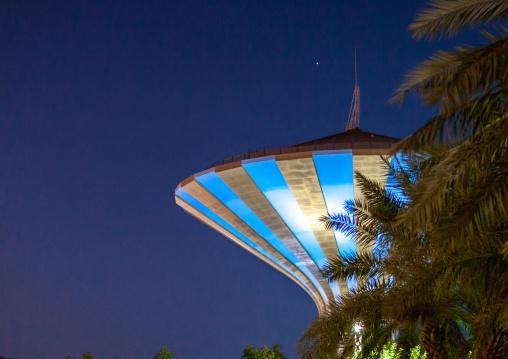 Water tower on king saud road, Riyadh Province, Riyadh, Saudi Arabia