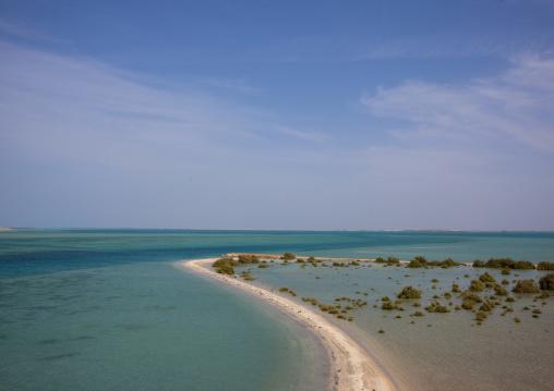 Beach on the red sea, Red Sea, Farasan, Saudi Arabia