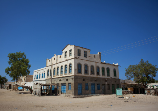 A former ottoman empire house, Berbera area, Somaliland