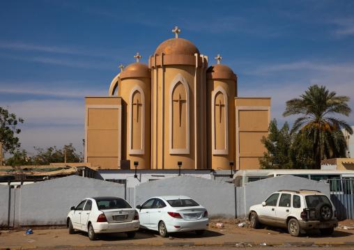Orthodox church, Khartoum State, Khartoum, Sudan