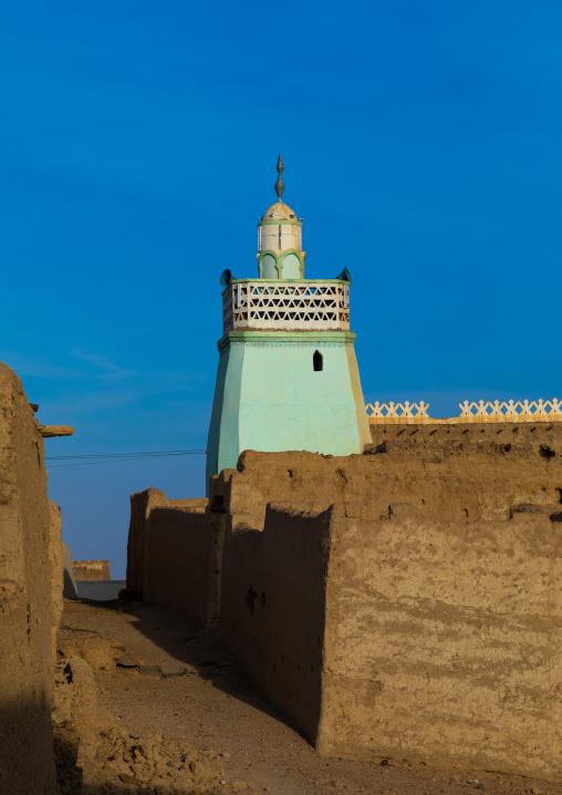 Al-Khatibiya mosque, Northern State, Al-Khandaq, Sudan