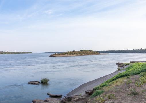River Nile, Northern State, Al-Khandaq, Sudan