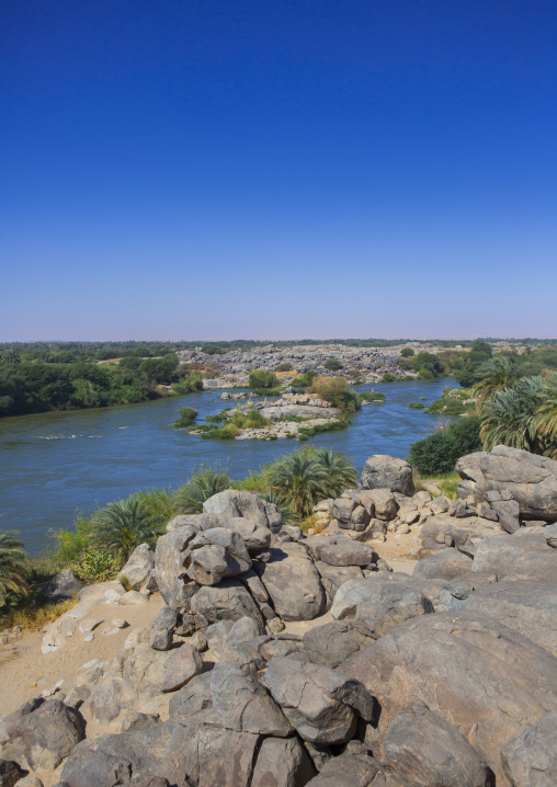Sudan, Nubia, Tumbus, nile river