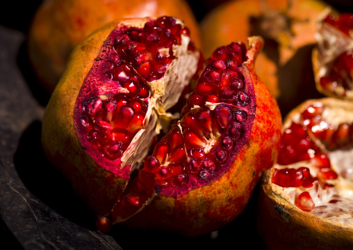 Pomegranate, Damascus, Syria