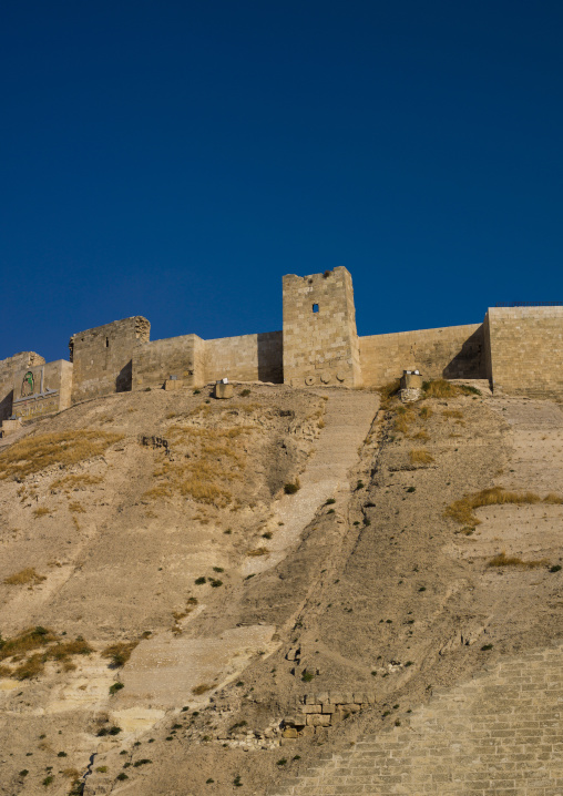 Citadel, Aleppo, Aleppo Governorate, Syria
