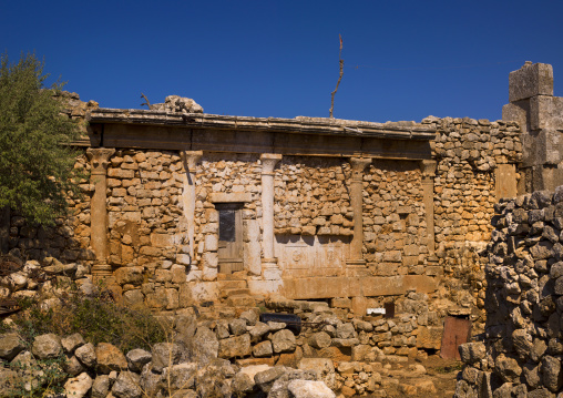 Old House In Refade, Syria