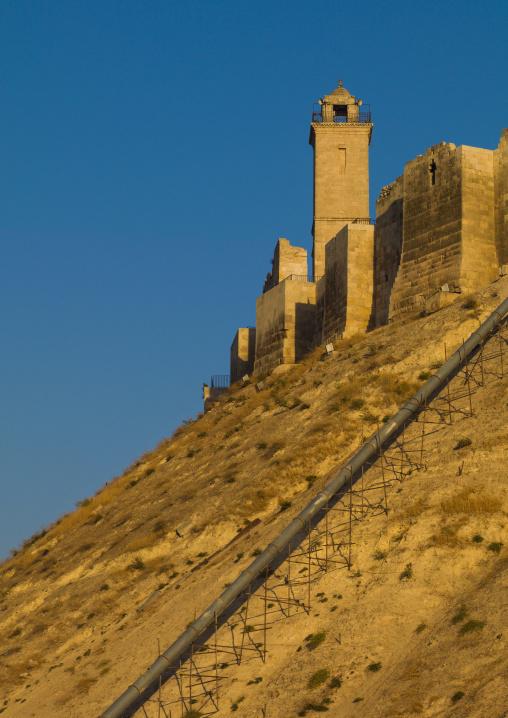 Aleppo Citadel, Aleppo, Aleppo Governorate, Syria