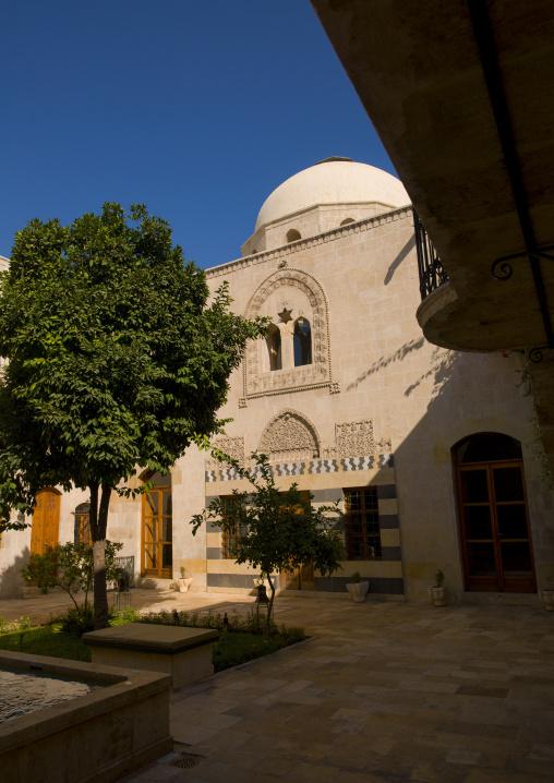 Mansouriya Palace, Aleppo, Syria