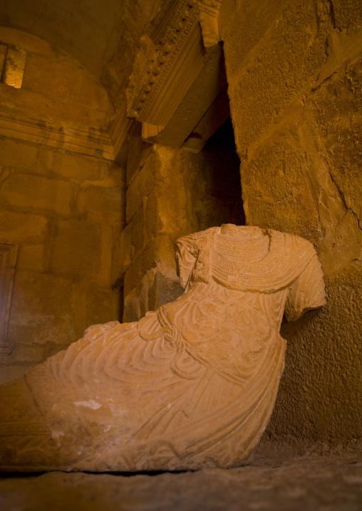 Eggelin Tomb  In The Ancient Roman city of Palmyra, Syria