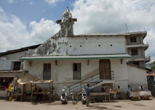 Chake chake mosque in pemba, Tanzania