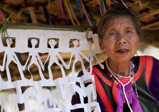 Ban nam rin village, Lisu tribe, Thailand
