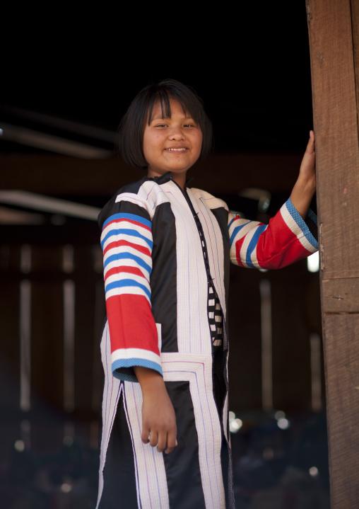 Miss na nae ka, Ban bor kai village lahu, Thailand