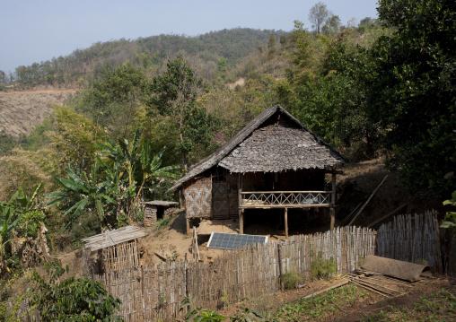 Mae soi-u karen village, Thailand
