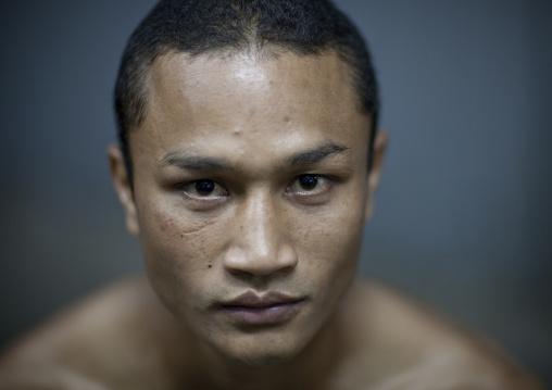 Mr chokchai, Muay thai boxing, Bangkok, Thailand