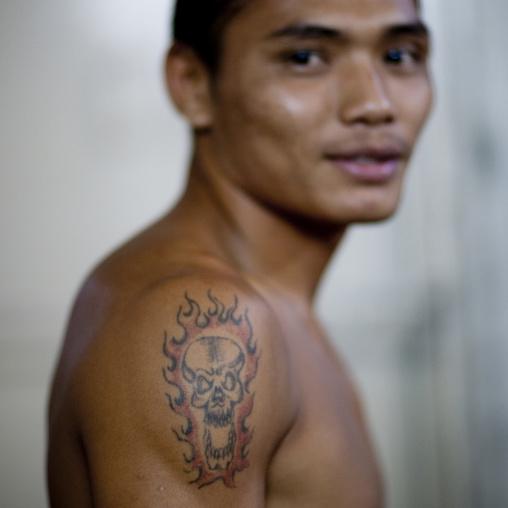 Muay thai boxing, Bangkok thailand