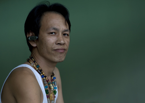 Amulet seller, Bangkok thailand