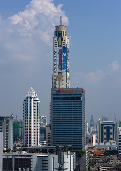 Cityscape, Bangkok thailand