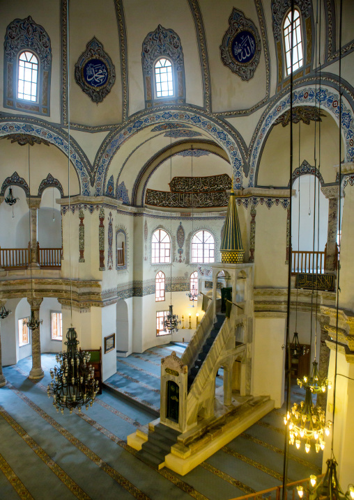 Church of the saints Sergius and Bacchus aka little Hagia Sophia mosque, Sultanahmet, istanbul, Turkey