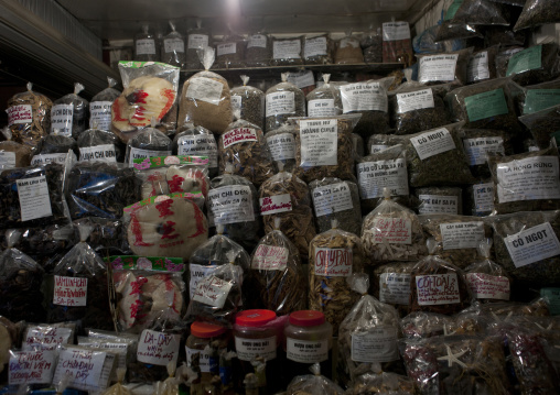 Spices at sapa market, Vietnam