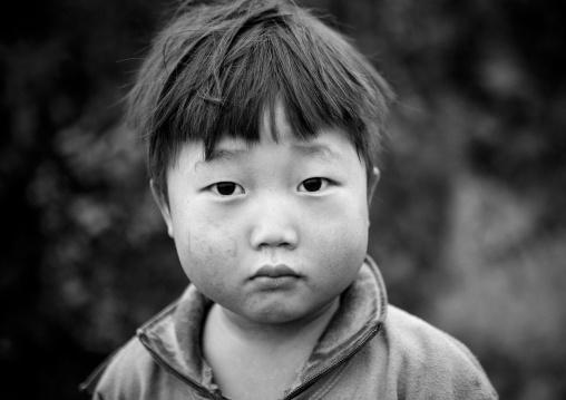 Black hmong boy, Sapa, Vietnam